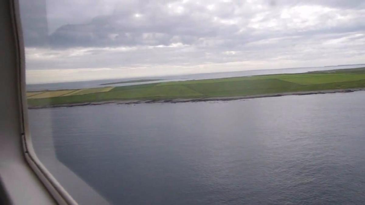El video del trayecto.