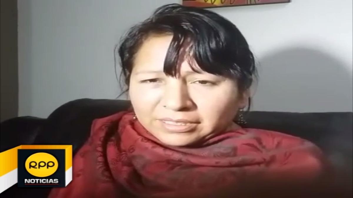 La prima del esposo de Magaly Solier, Mirian Sierra Mendoza, declaró a RPP Noticias sobre la agresión que sufrió luego de ocurrida la discusión de la pareja.