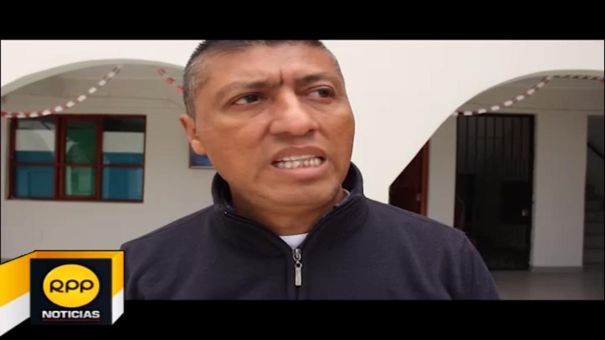 El Fiscal Provincial de Cutervo, Mario Bocanegra Herrera, anunció que solicitará las garantías correspondientes