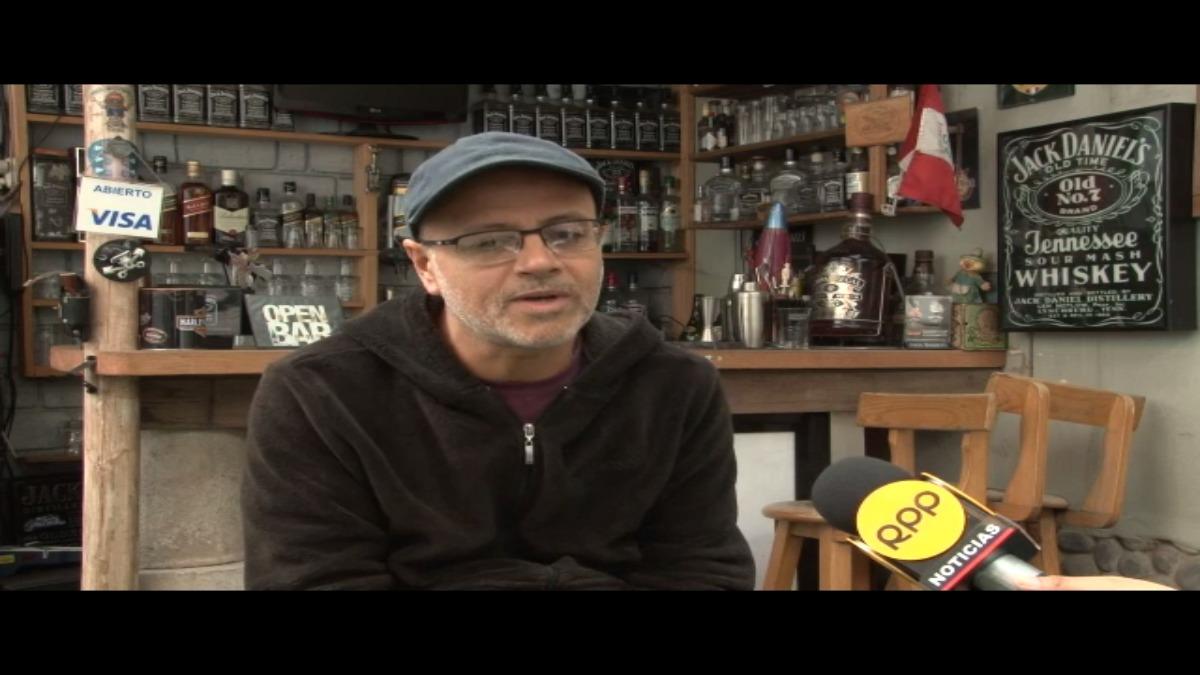 Wicho García opina sobre Salvador del Solar.
