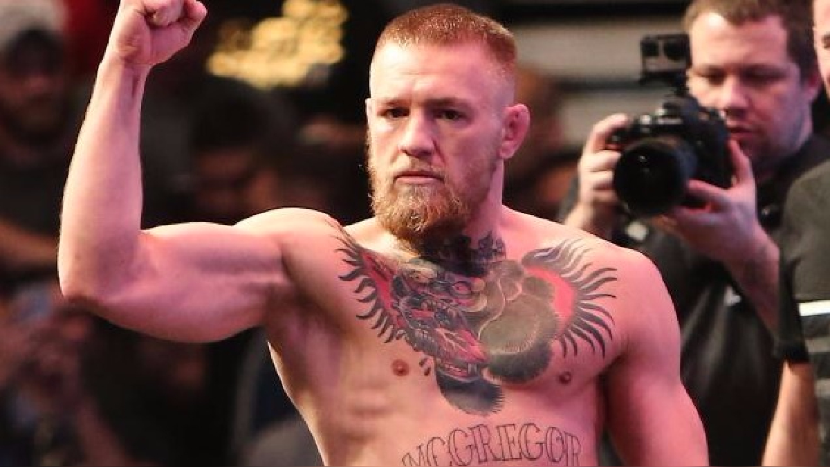 Conor McGregor declaró públicamente ser fanático del Manchester United