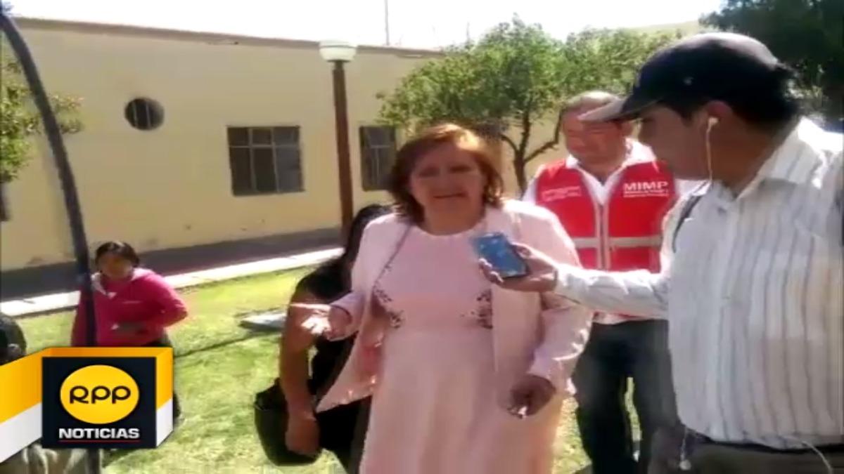 Autoridad informó que en tres días, la menor afectada será dada de alta y trasladada a un albergue.