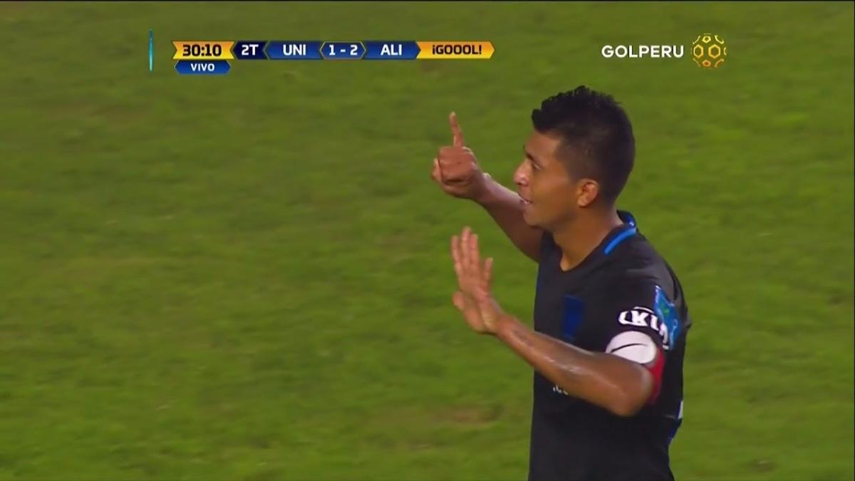 Alianza Lima venció a Universitario de Deportes en un duelo clave del Apertura para el equipo.