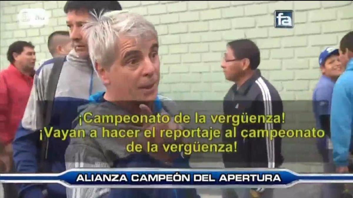 Escucha las declaraciones del presidnete de Real Garcilaso y del técnico Marcelo Grioni.