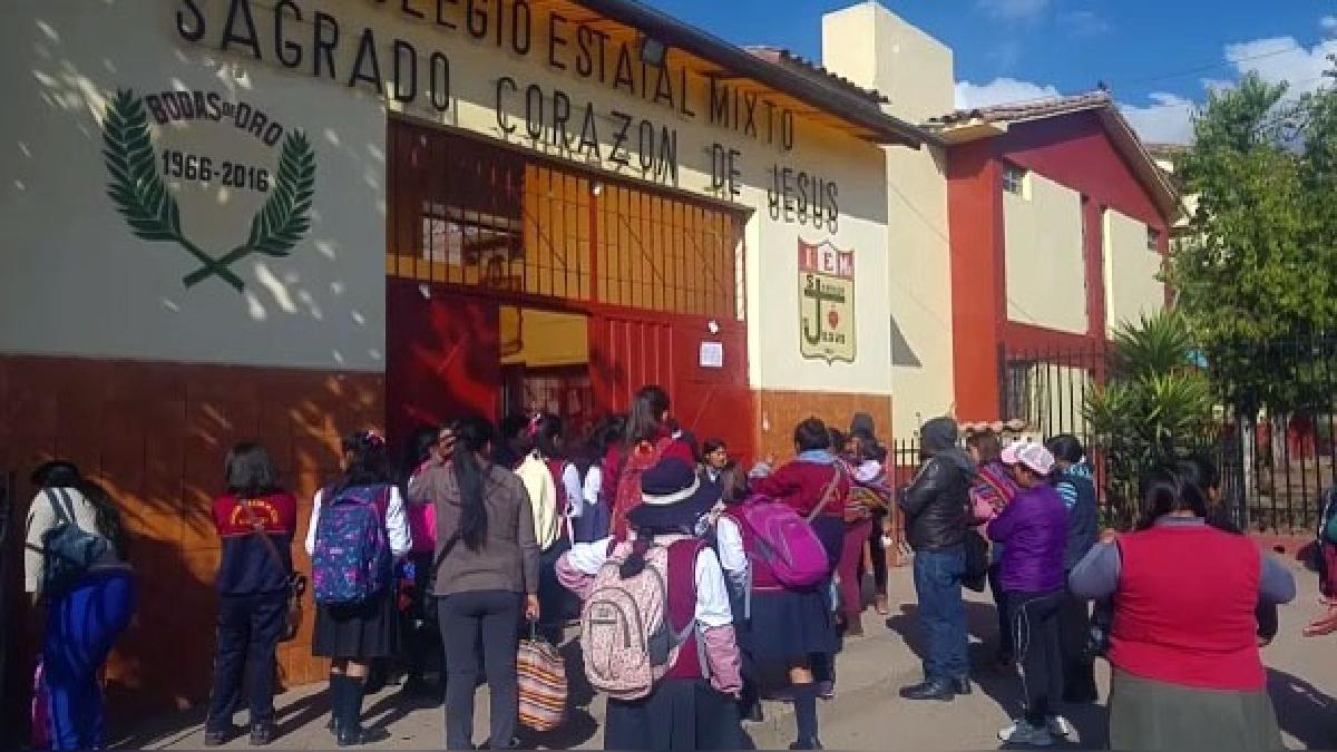 Las clases en Cusco se prolongarán hasta el próximo 23 de enero del 2018.