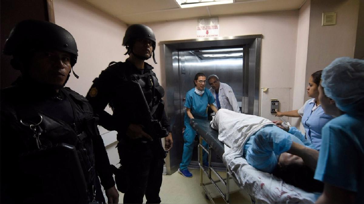 Las pandillas criminales como la 'Mara salvatrucha' están entre los principales problemas de seguridad en Guatemala y Centro América.