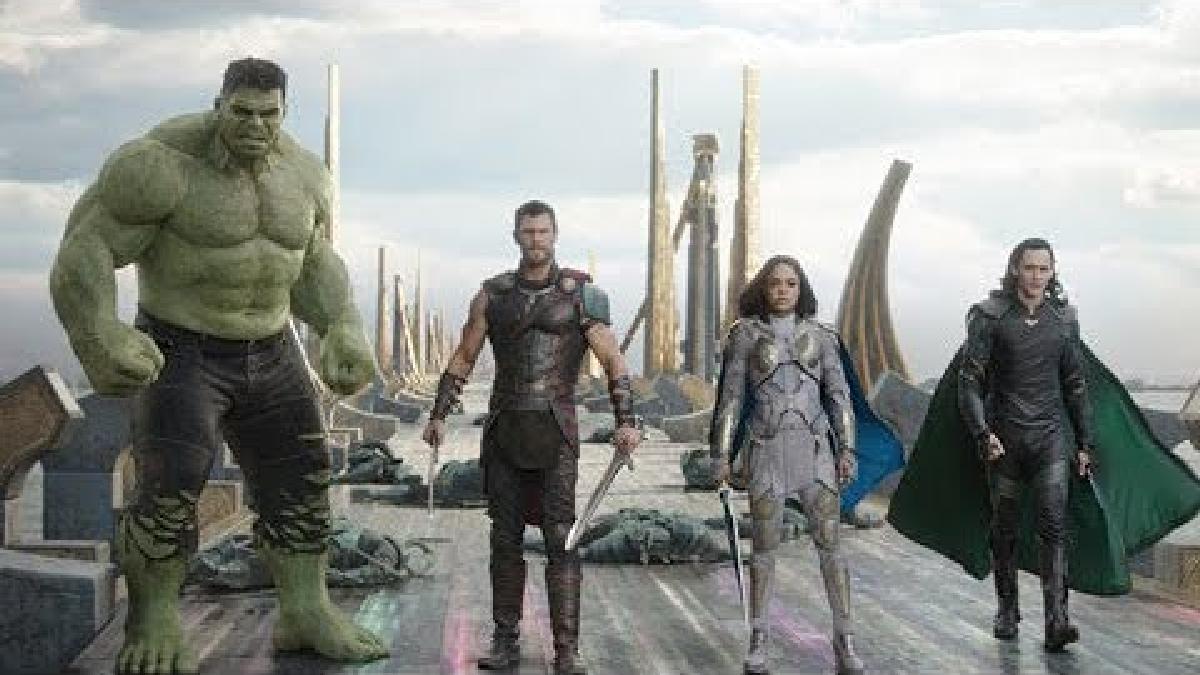 Tráiler chino de Thor: Ragnarok