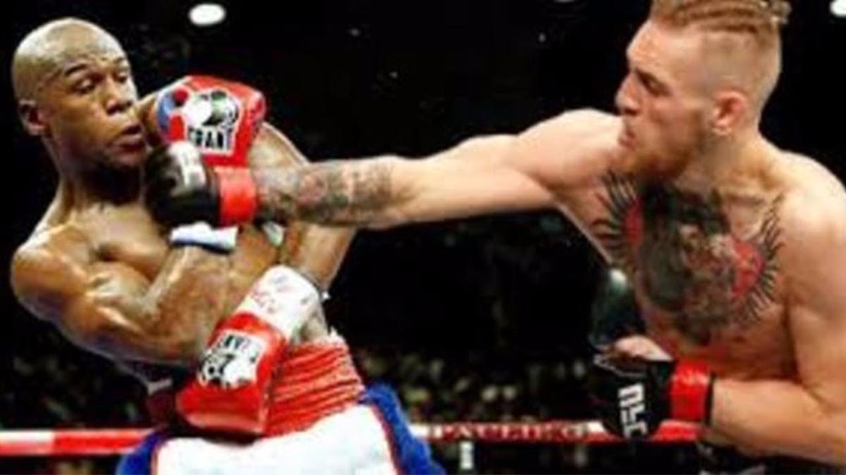 Conor McGregor vs. Floyd Mayweather | Sus mejores nocauts.