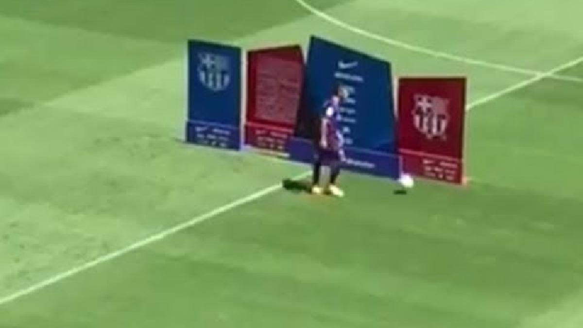 Paulinho es un indiscutible en la Selección de Brasil.