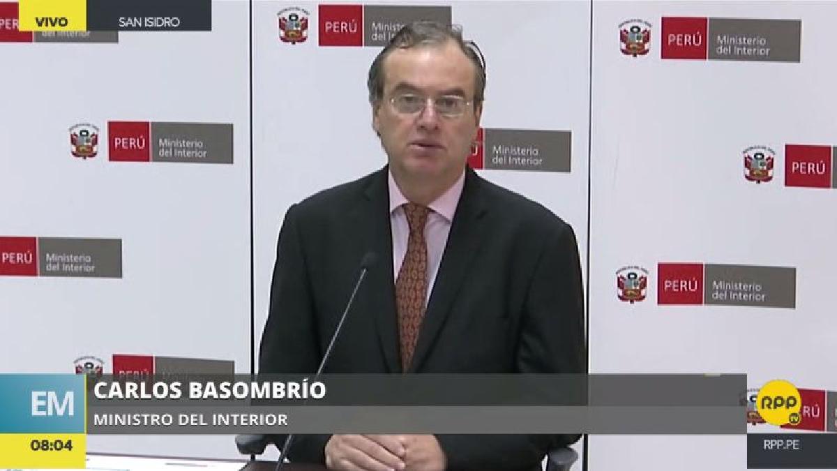 Carlos Basombrío denunció que el dirigente Pedro Castillo lidera un comité que unifica facciones de Sendero Luminoso.