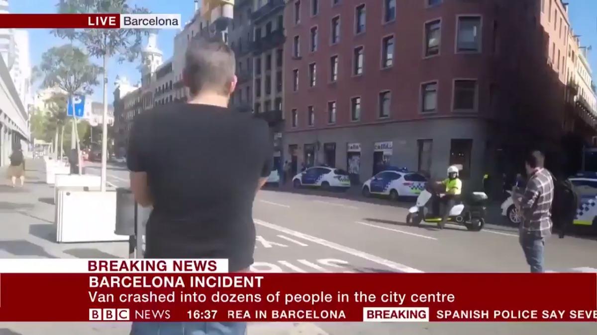 Atentado en Barcelona | España vuelve a vivir una jornada de terror.