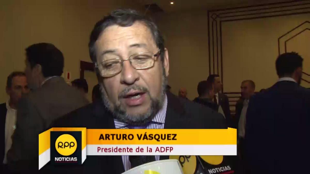 Arturo Vásquez, presidente de la ADFP, comentó que el Clásico de la fecha 2 será solo con barra de Alianza Lima.