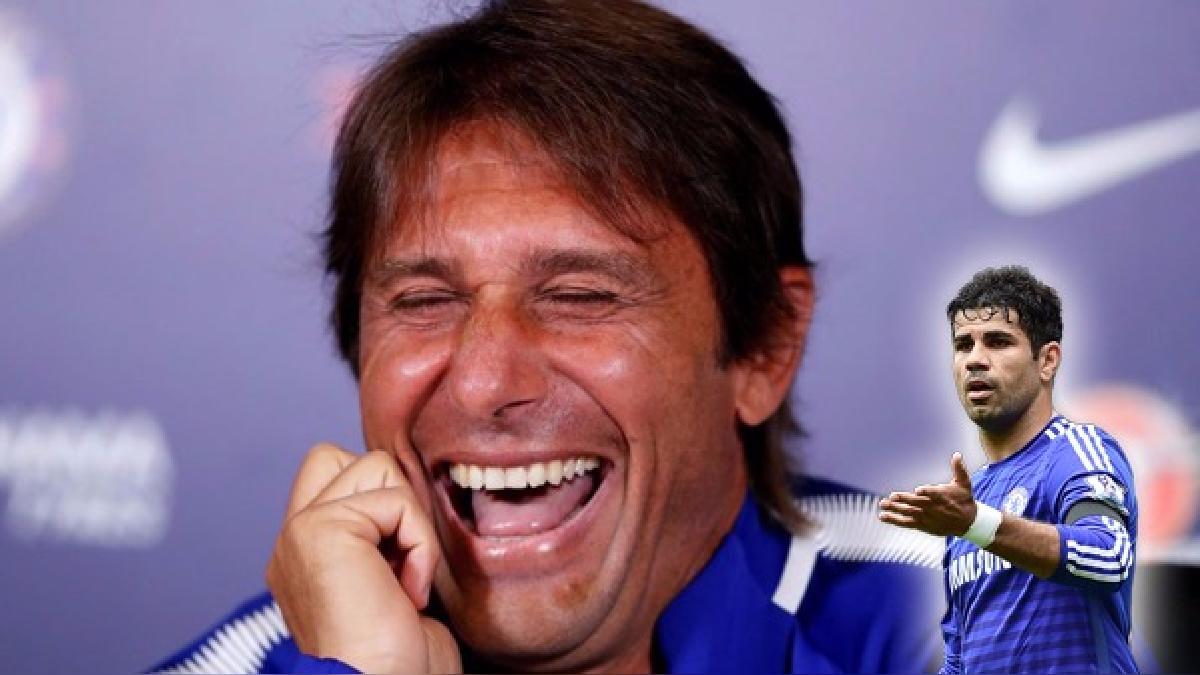 Diego Costa está pendiente que se concrete su fichaje por el Atlético de Madrid.