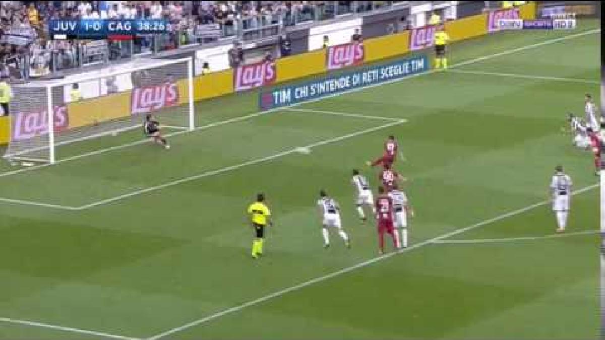 Revive la atajada de Gianluigi Buffon en la primera fecha de la Serie A.