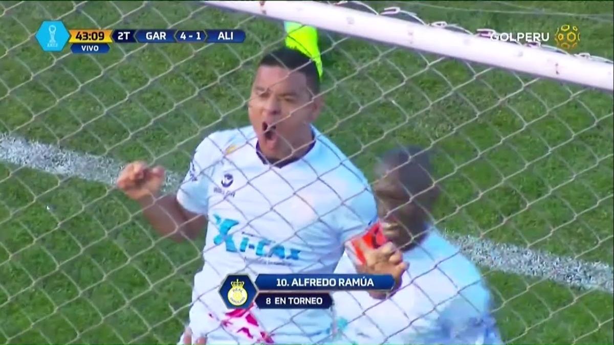 Revisa el resumen del partido entre Real Garcilaso y Alianza Lima en el Cusco.