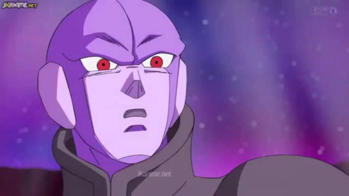 Gokú logra el Kaioken convertido en Super Saiyayin Blue.