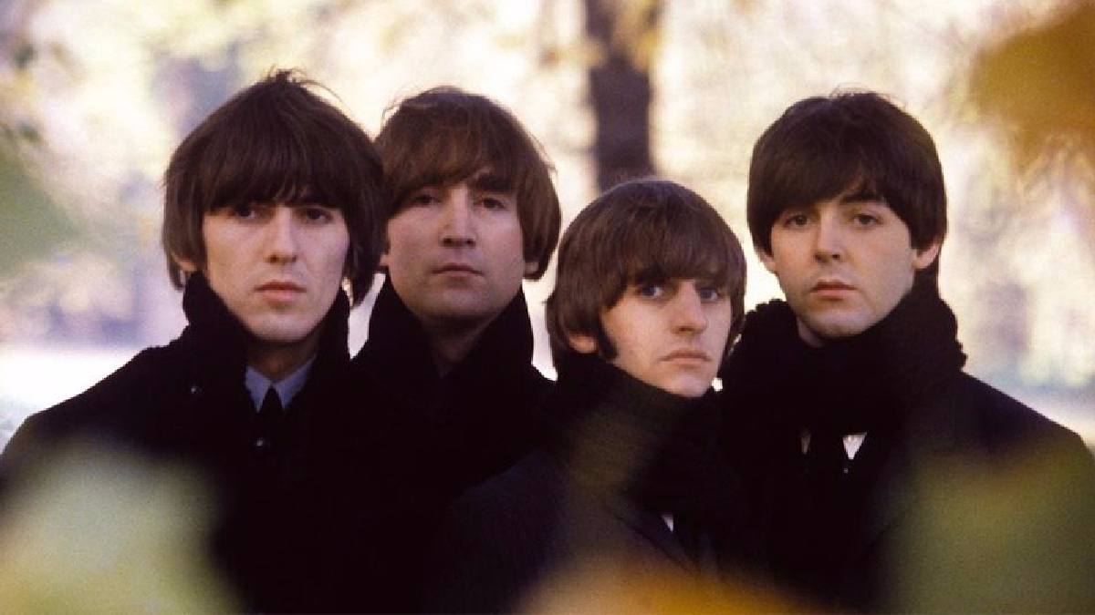 Fotografía perteneciente a la portada del álbum 'Beatles For Sale'