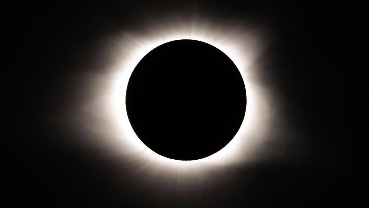 Eclipse solar: transmisión en vivo y online de la NASA.