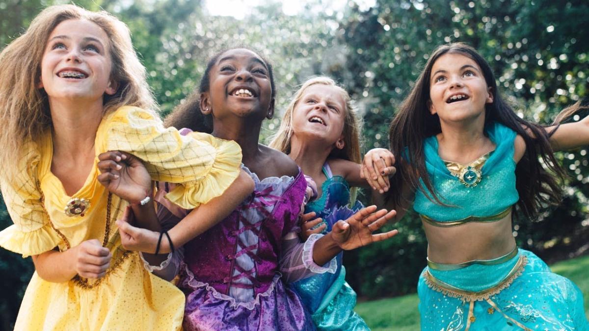 Este es el vídeo que Disney quiere mostrarle a todas las niñas.