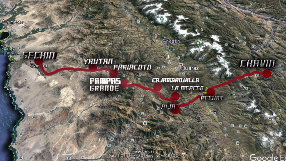 La competencia Génesis Inka MTB iniciará este 31 de agosto al 3 de setiembre.