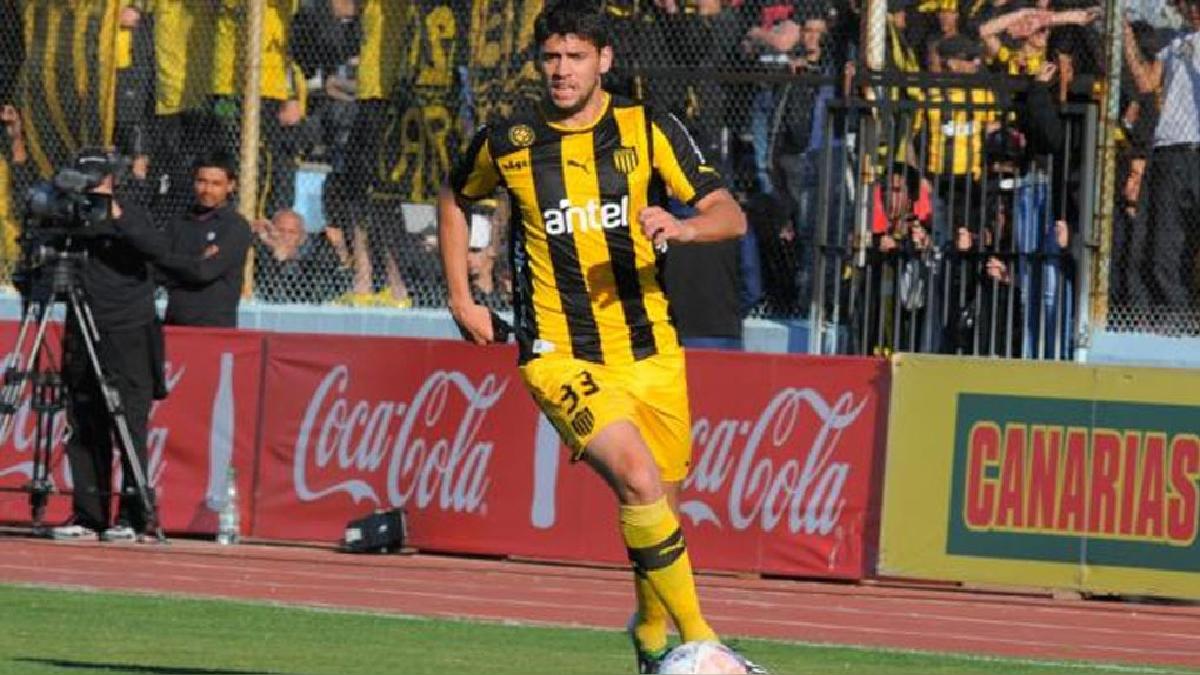 Gabriel Leyes llega este martes para convertirse en el nuevo delantero de Alianza Lima.