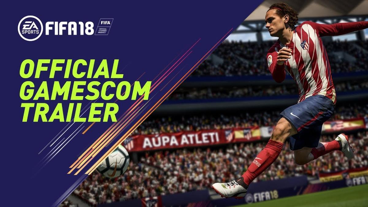 Este es el nuevo tráiler de FIFA 18 protagonizado por Cristiano Ronaldo.