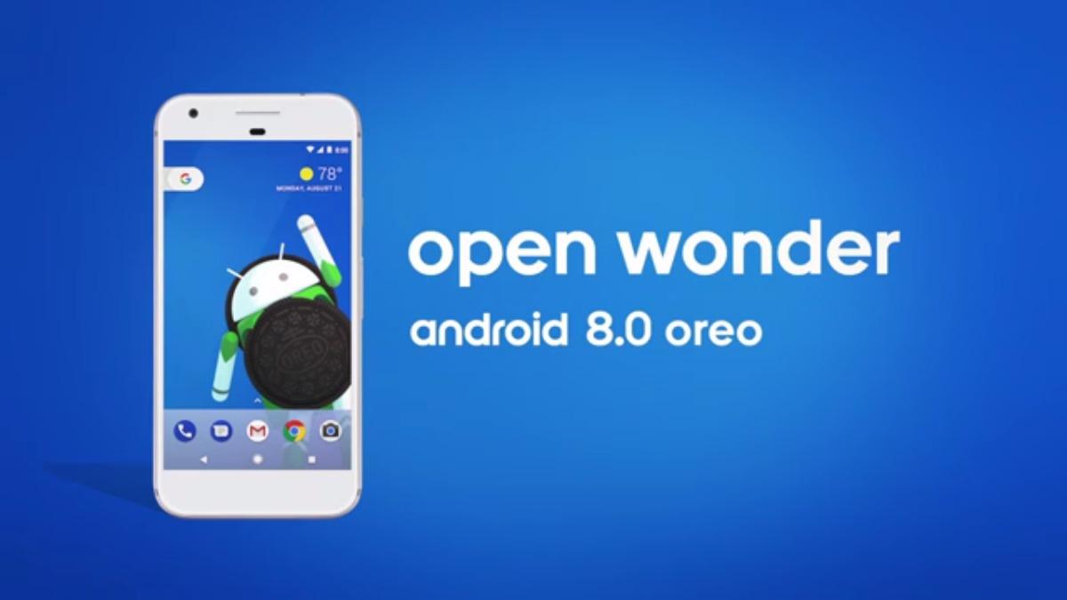 Android Oreo ofrece mejoras en seguridad y en el manejo energía.