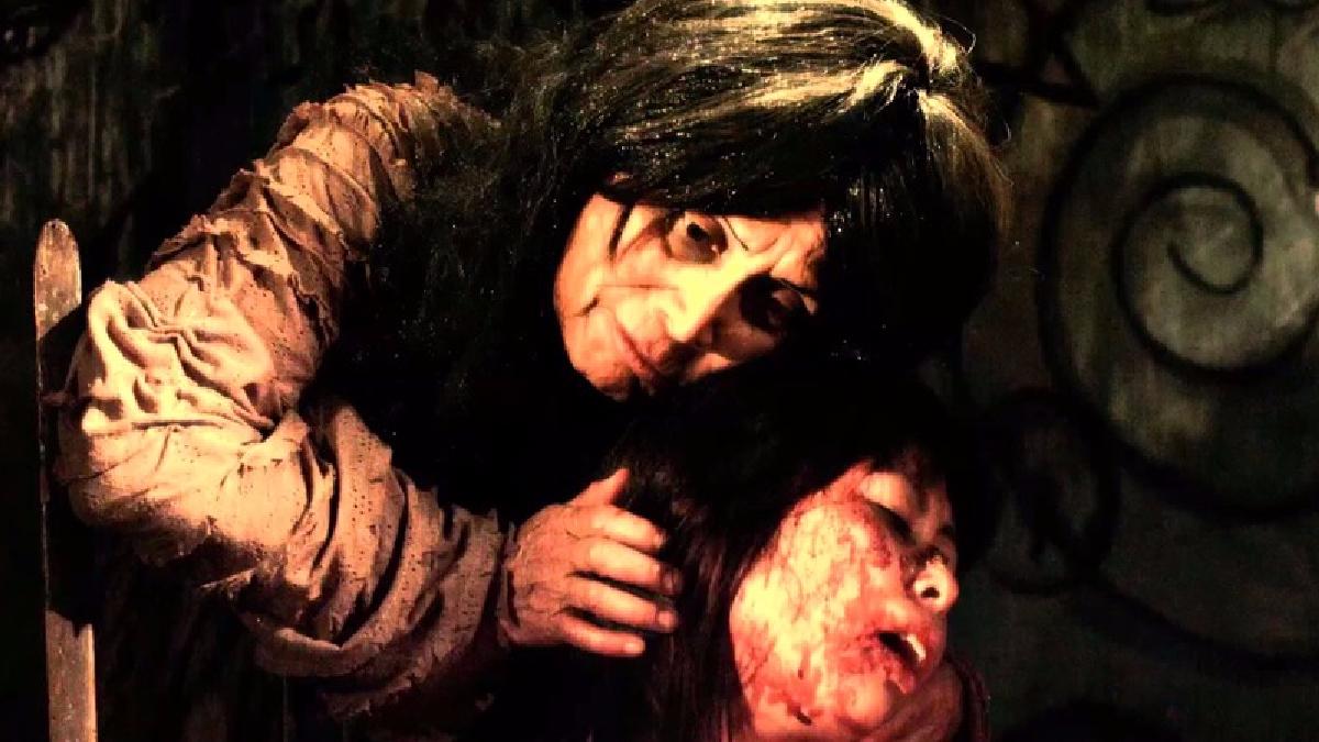 La actriz Irma Maury protagoniza cinta de terror 'Nasca Yuukai'