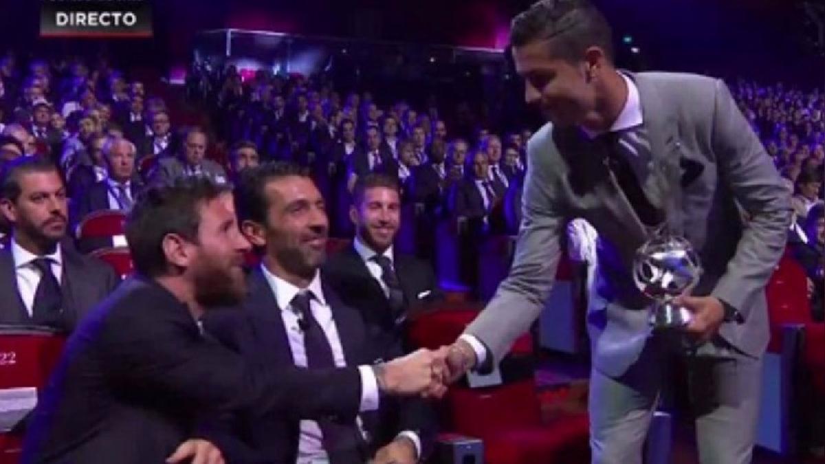 El delantero portugués Cristiano Ronaldo tiene cuatro Balones de Oro.