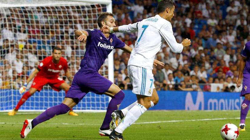 Cristiano Ronaldo tiene contrato con Real Madrid hasta 2021.