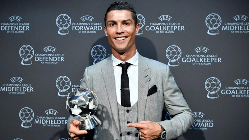 Cristiano Ronaldo es favorito para ganar el The Best de la FIFA y un nuevo Balón de Oro.
