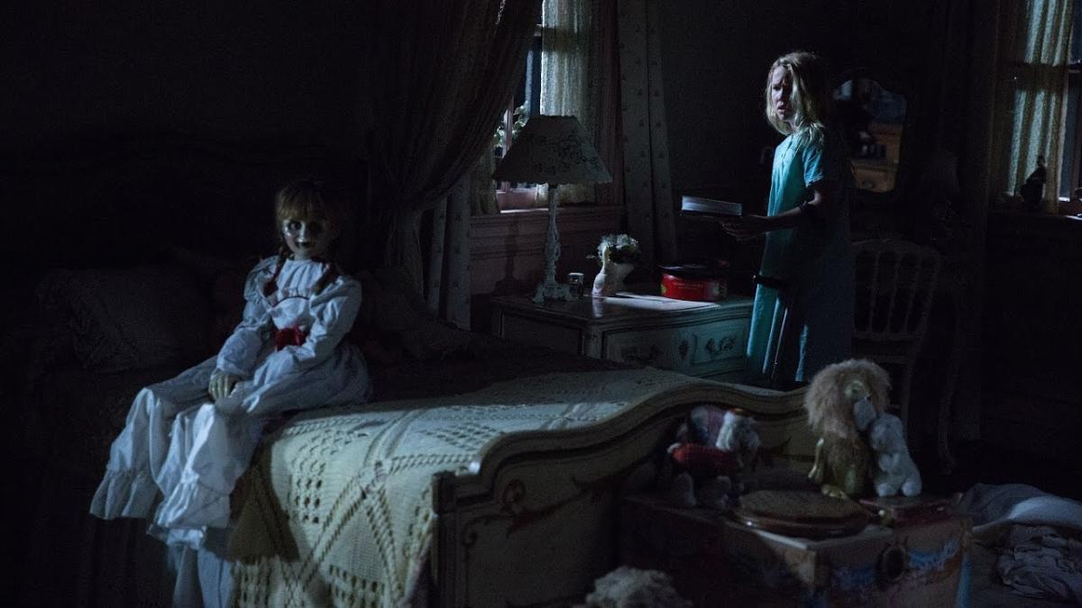 Annabelle 2 es la película de terror que en el Perú ha llevado más público en su día de estreno.