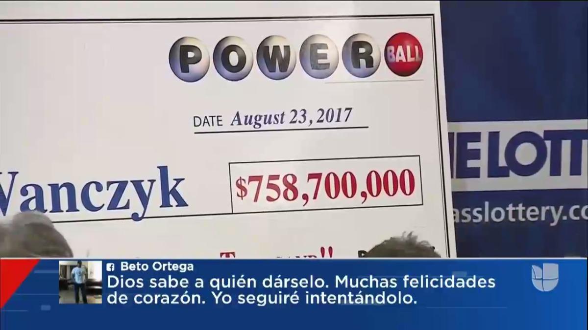 La lotería Powerball se juega en 44 estados de EE.UU., en el Distrito de Columbia (donde se encuentra Washington, la capital), en Puerto Rico y en las Islas Vírgenes.