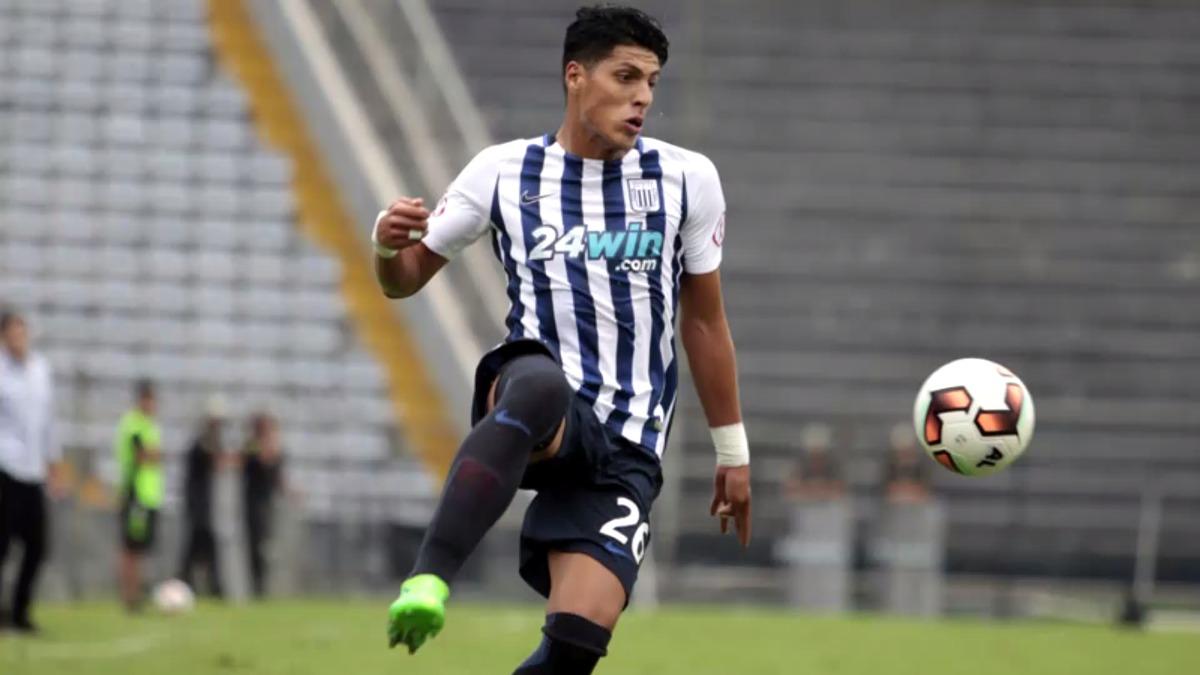 Hansell Riojas tiene 25 años y salió de las canteras del Sport Boys del Callao.