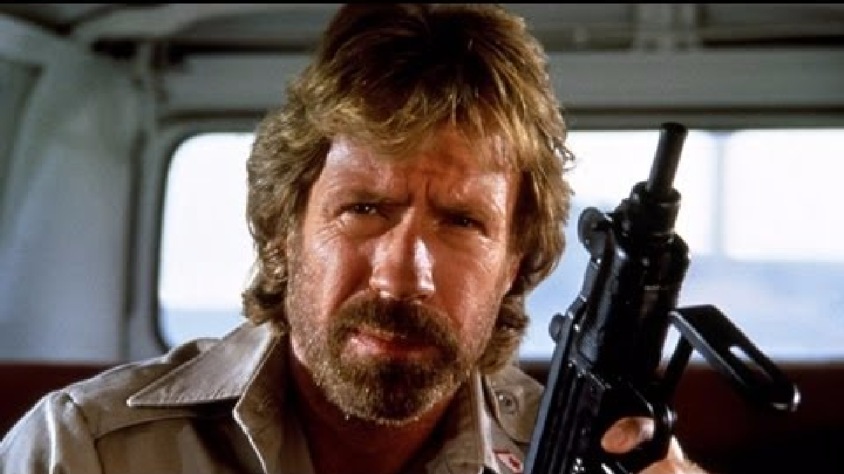 10 grandes momentos en la carrera de Chuck Norris.