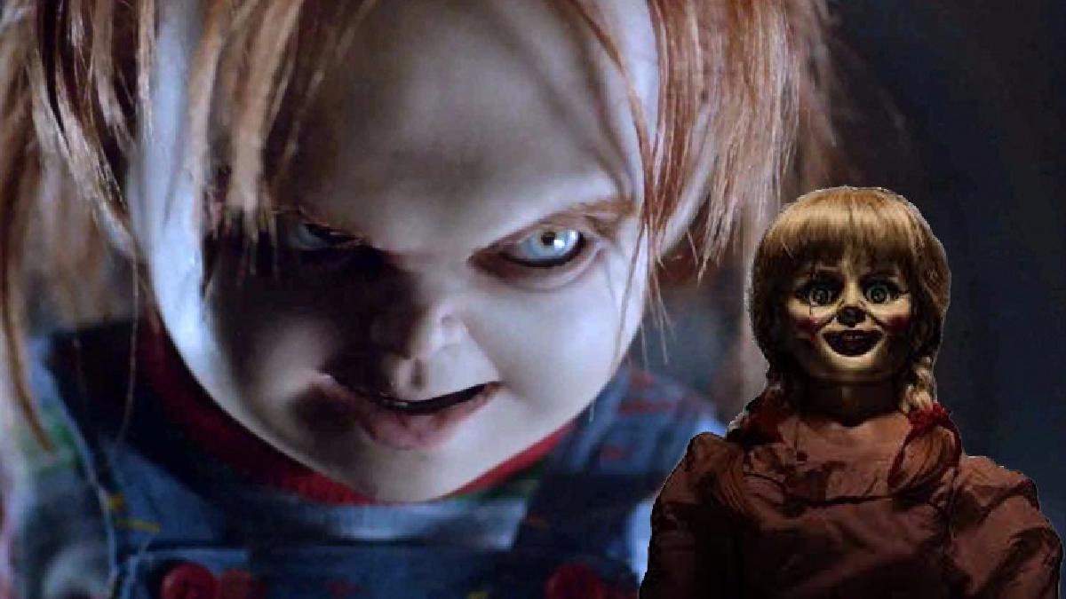 La Muñeca Annabelle Aparece en 'Chucky 2'