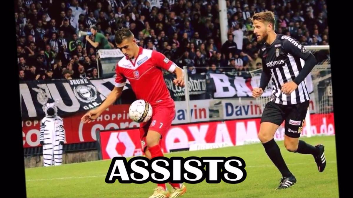 Las mejores jugadas de Yahya Boumediene antes de llegar al Perú.