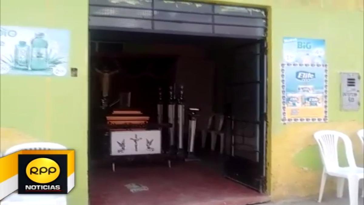 Sus restos son velados en su vivienda ubicada en la cuadra 4 de la calle Santa Clara en Ferreñafe.
