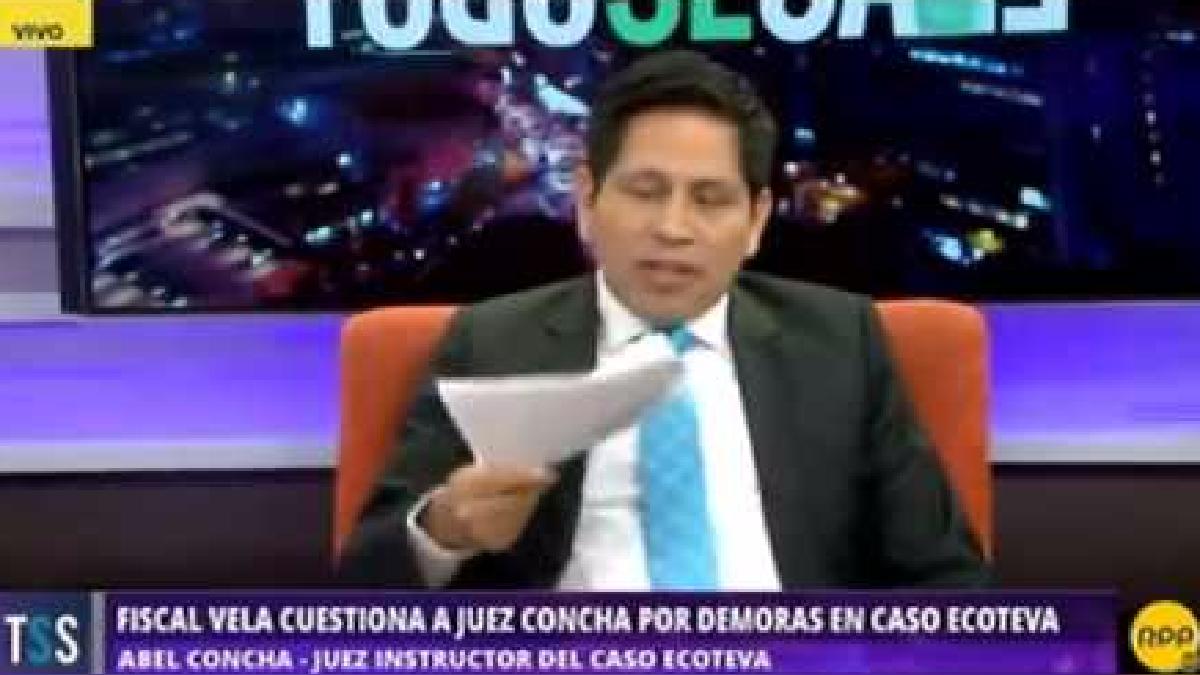 La entrevista completa al juez Abel Concha