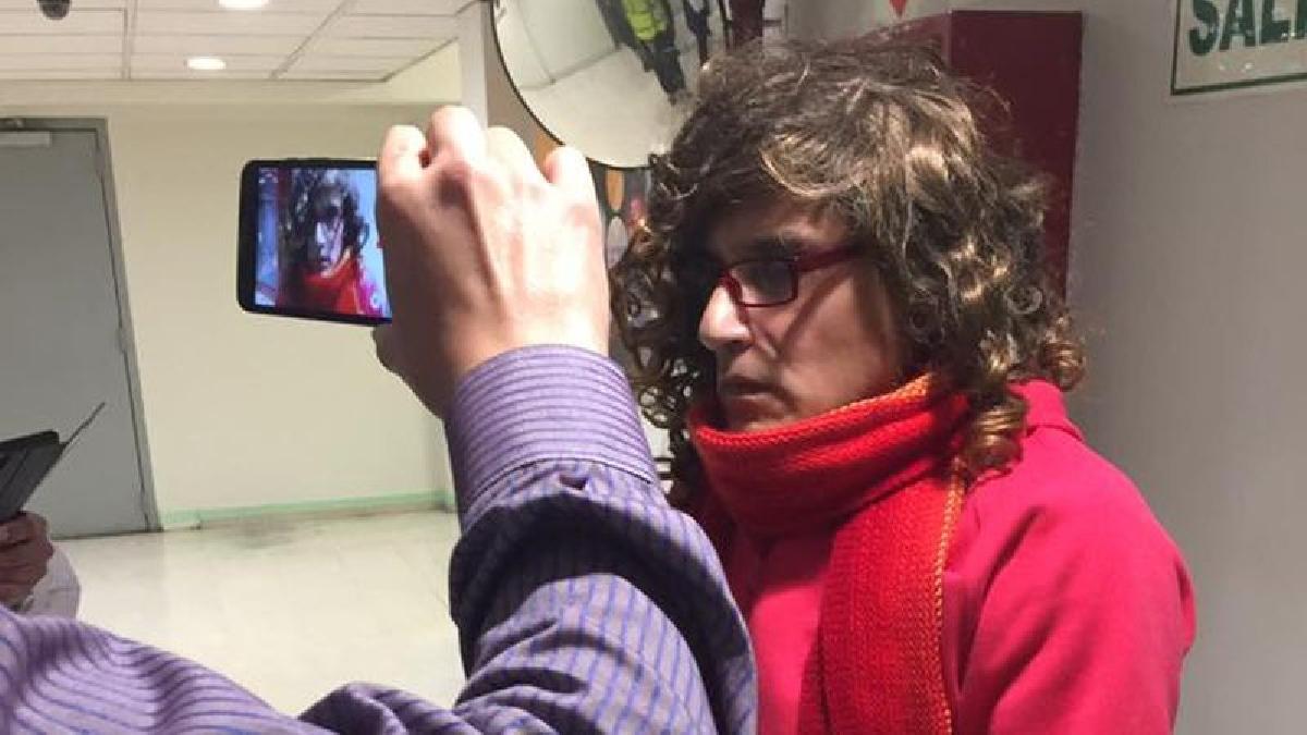 Este hombre se disfrazaba de mujer para entrar a los baños del Jockey Plaza y grabar a sus víctimas.