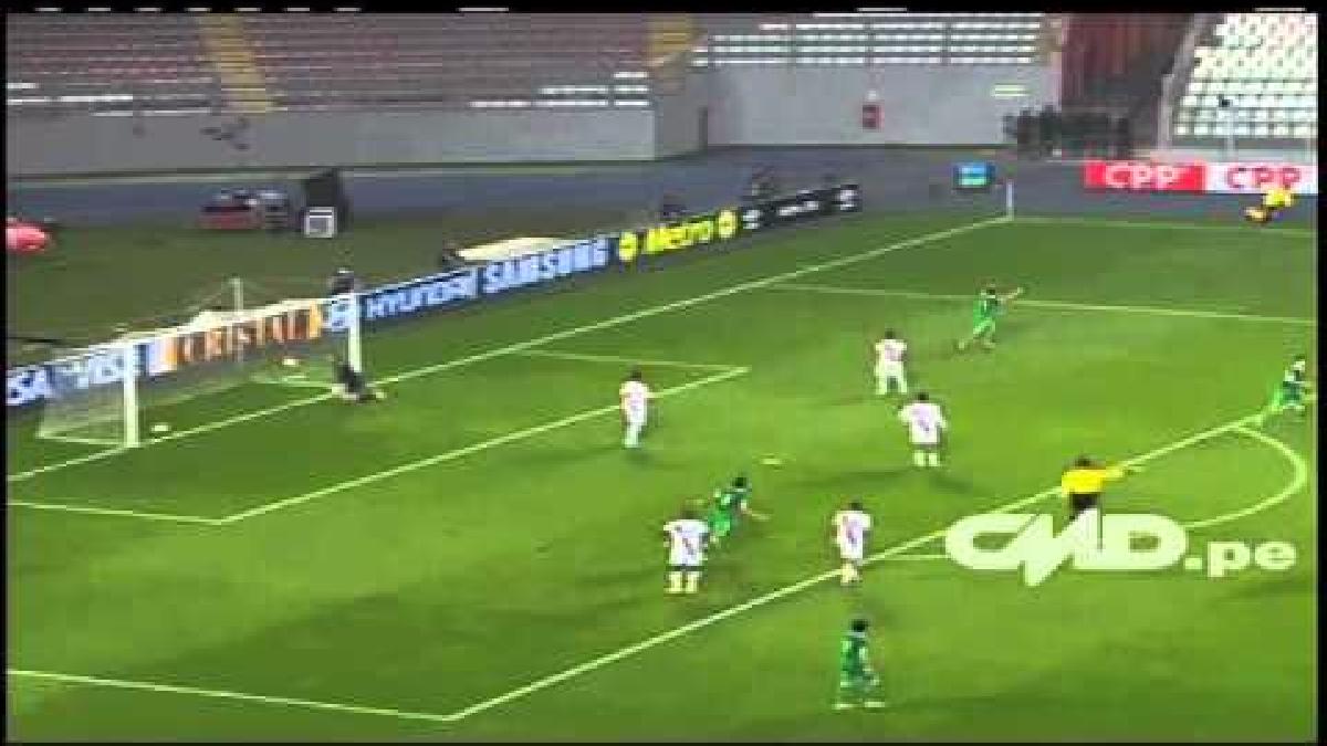 Perú acabó las Eliminatorias a Brasil 2014 en el puesto 7 con 15 puntos.