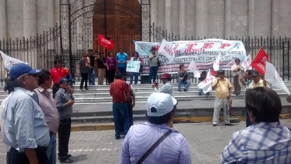 Sindicato remitió oficio a GRA para dar a conocer acuerdos.