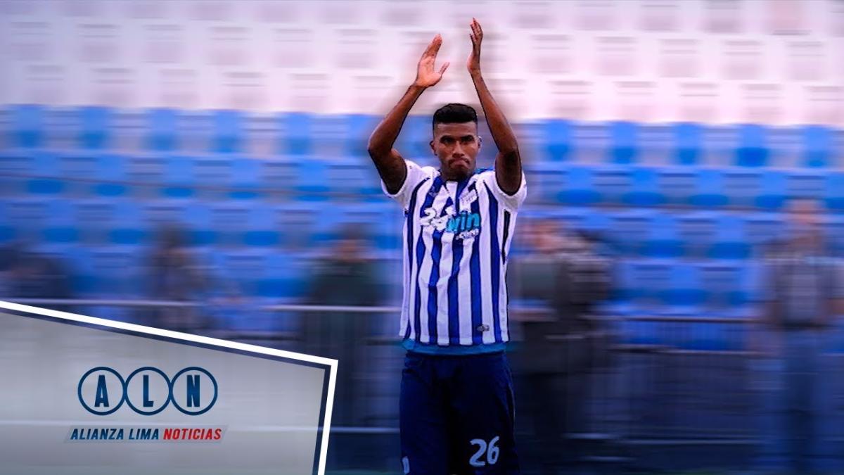 Carlos Ascues vuelve a Alianza Lima luego de 5 años.