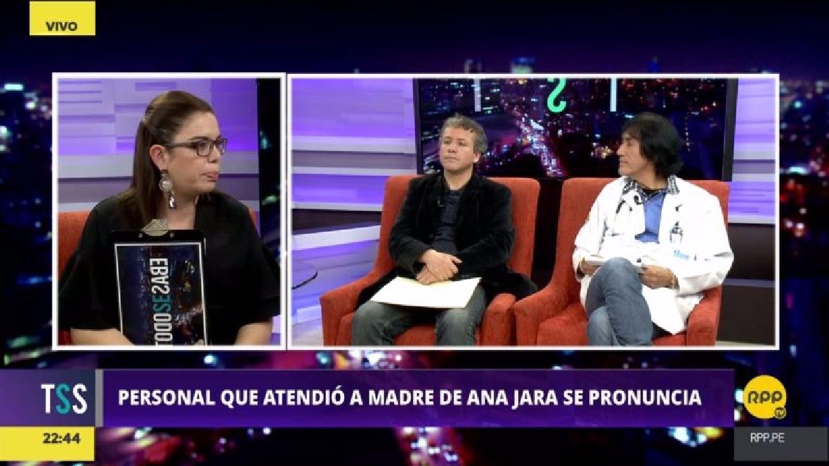 Los doctores explicaron el proceso de atención a los pacientes que ingresan a la emergencia del Celim.