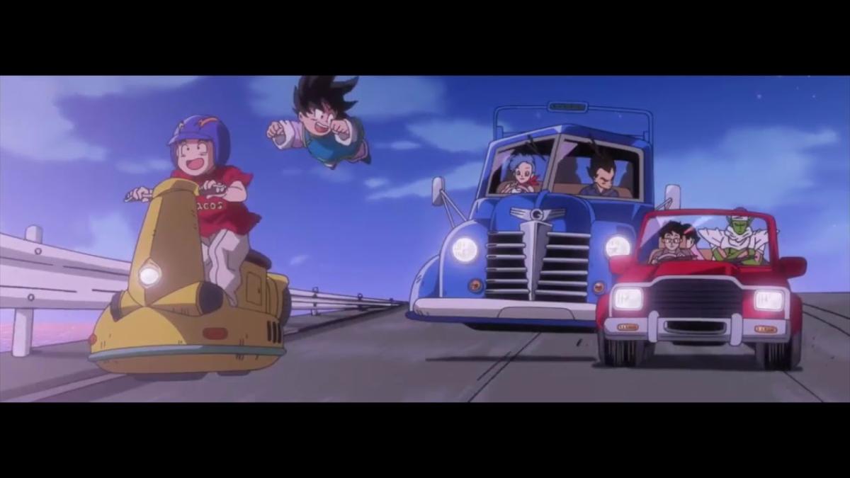 Nueva versión del segundo ending de Dragon Ball Super