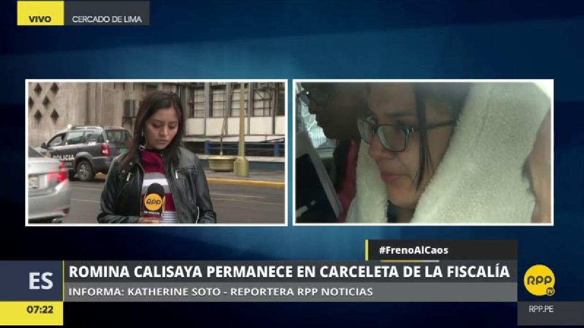 Hoy se decidirá la prisión preventiva solicitada para Romina Calisaya, causante del trágico accidente en la Vía Expresa.