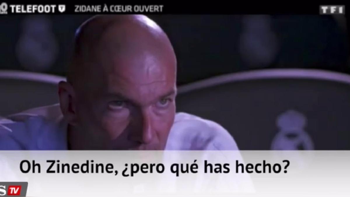 Zinedine Zidane no acabó el partido entre Italia y Francia por la final del Mundial Alemania 2006.