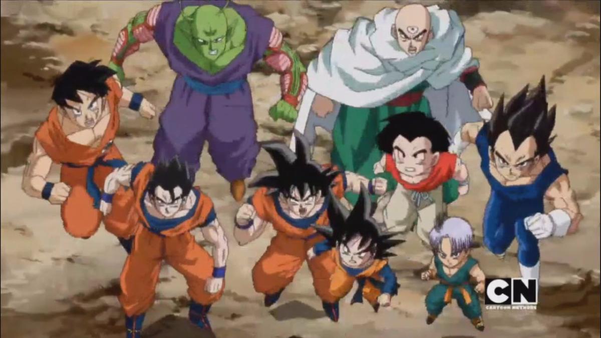 Este es el ending de la serie.