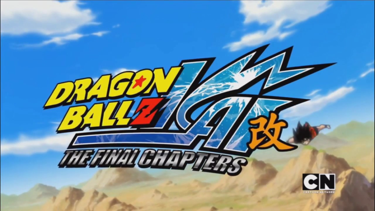 Este es el opening de la serie animada.