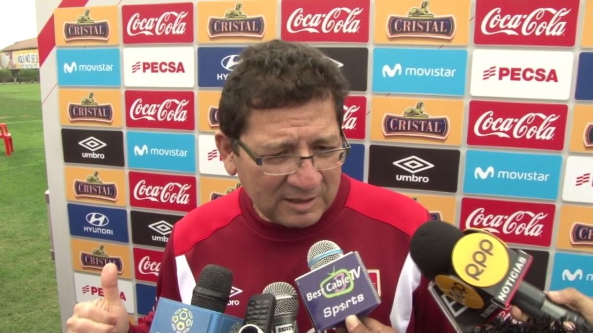El doctor Julio Segura habló sobre todos los lesionados de la Selección Peruana.